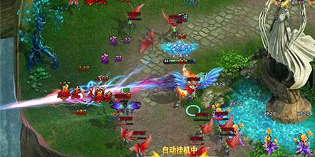风暴大陆游戏截图欣赏 战火重燃