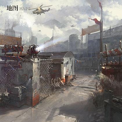生死狙擊全地圖介紹