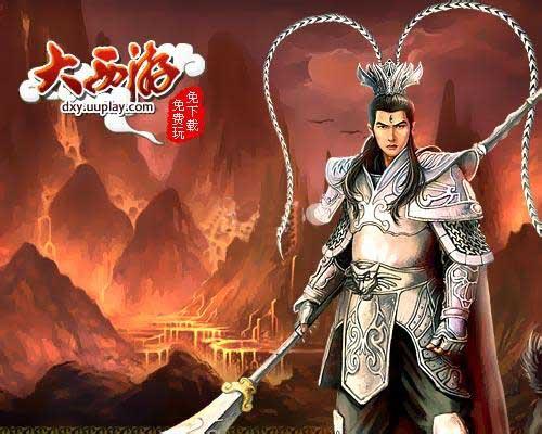 一座七宝玲珑塔,镇压无数妖魔,成就李靖托塔天王之称.