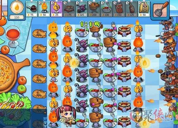 美食大战老鼠魔塔蛋糕1-5层阵型布置攻略