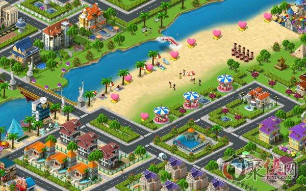 江阴海岸城平面图
