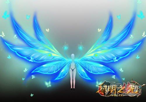 黎明之光怎么飞行 最全翅膀造型展示 (2)