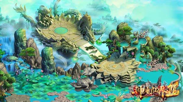 《神魔仙界2》公测评测:画面升级 视觉冲击力强