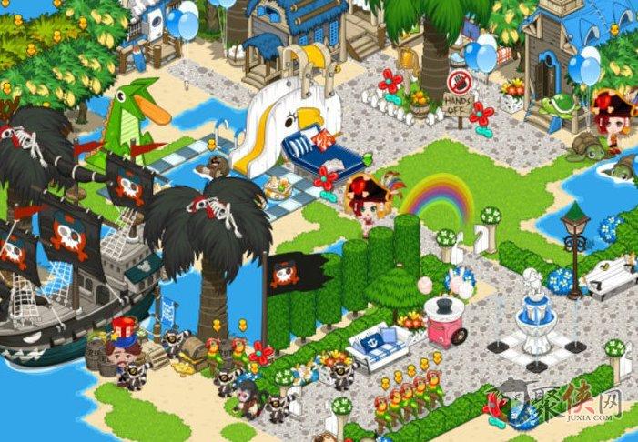 qq天堂岛游戏截图欣赏 (3)