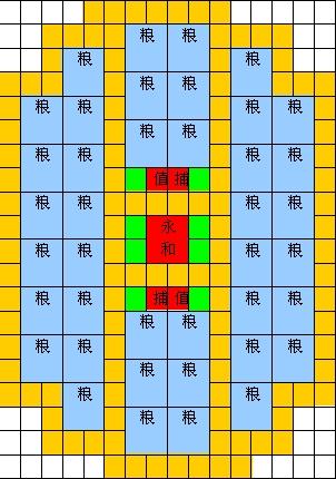 帝国与文明 中国农业布局 仓库 布局 聚侠网
