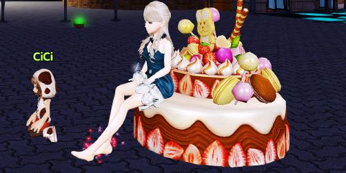炫舞时代蛋糕系列 炫舞时代7月点劵限时非卖猜测