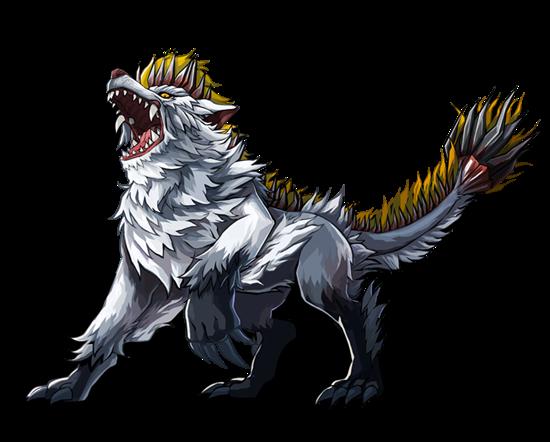 怪物猎人开拓记雌响狼属性一览