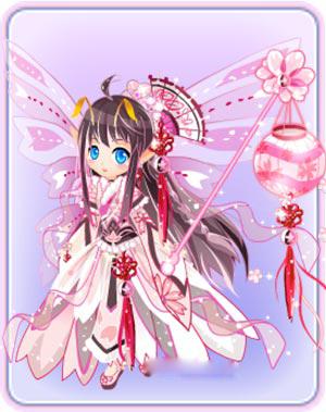 小花仙樱之恋套装获得方式