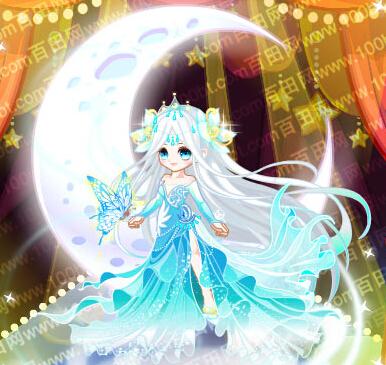 奥比岛月之女神优雅套装获得方法