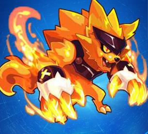 2、名称:魔化惊鸿龙 属性:飞行 龙   3、名称:混沌青火龙 属...