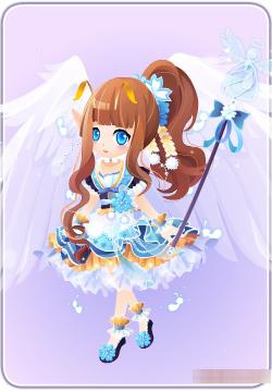 小花仙天使羽翼套装获得方式