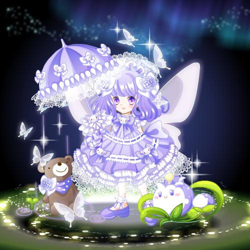 奥比岛紫萌精灵公主装获得方法