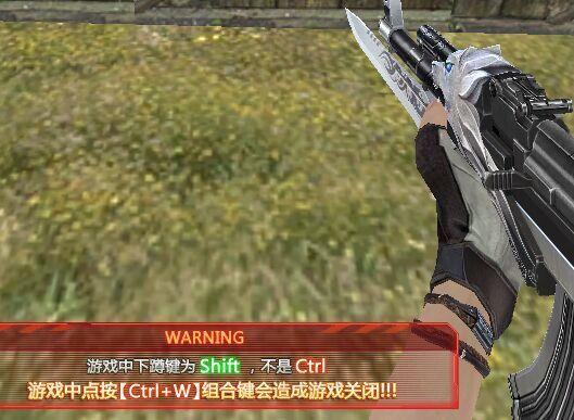 生死狙击荣耀ak