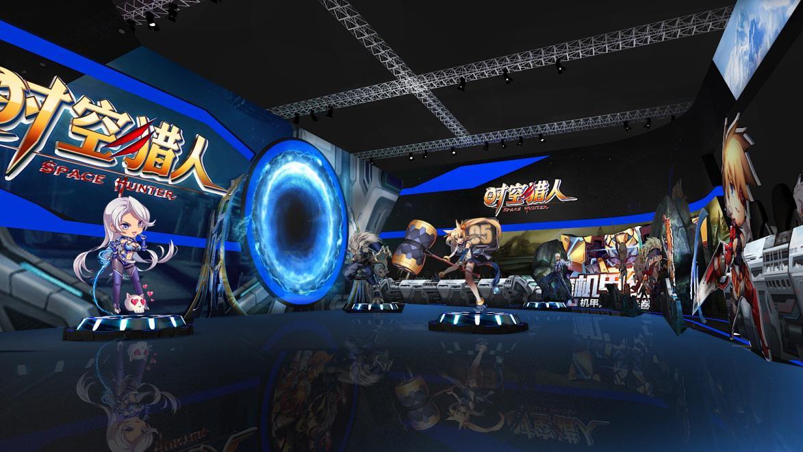 结合游戏场景的逼真造型设计,融入与玩家社交互动和便于同场竞技的图片