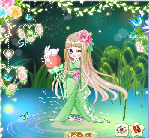 奥比岛甜甜樱桃套装搭配攻略 (2)