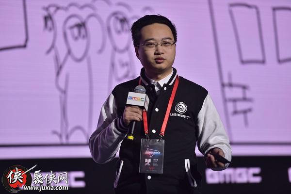 育碧成都工作室游戏设计师李济潇