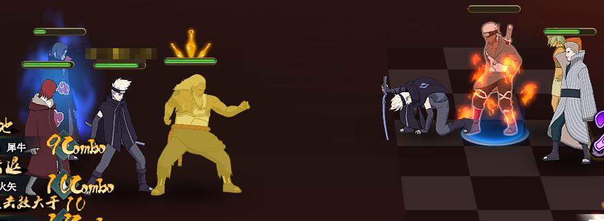 火影忍者ol雷主三代雷影艾阵容搭配分享 最强矛与盾