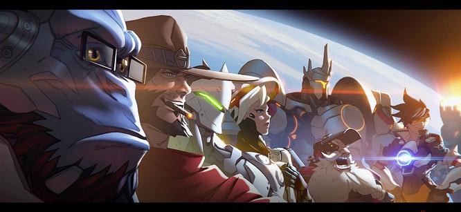 守望先锋首部动画短片《归来》中文字幕版正式公布