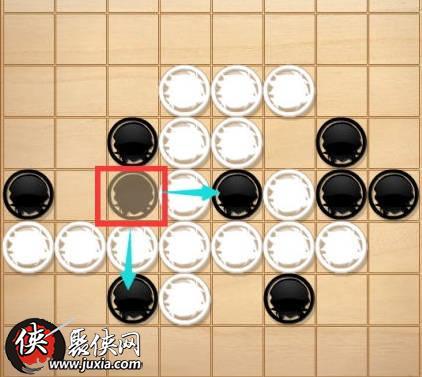 小花仙智力对决心法介绍   按棋盘上谁的棋子多