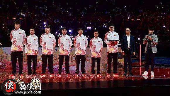 2018亚运会王者荣耀荣获中国电竞首金