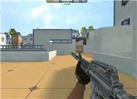 特战英雄M4A1—白银弹道测试视频