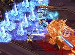 《剑雨江湖》游戏试玩视频 武林争霸<二>