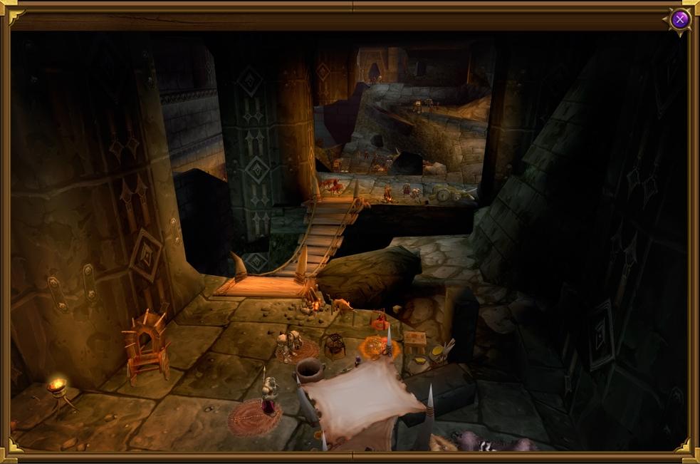 """在《炉石传说》的冒险模式场景""""黑石山的火焰""""中,你将逐步攀登黑石塔,在击败其中的首领之后,将奈法利安最强大的随从们招至麾下。其中包括兽人和黑色龙人,甚至龙类—你将知道这种强大的生物即使尚未登场,就起到了左右战局的作用。 一起参观这座高塔 黑石塔中的长廊和大厅都有着各自的建造目的,它们可能是实验室、兵营或是铁匠铺,以及黑龙的孵化场。在孵化场中,满是长着尖刺的龙卵。有趣的是,这些龙卵是有知觉的,一旦受到挤压,它们就会变成世界上最致命的""""爆米花"""",张"""