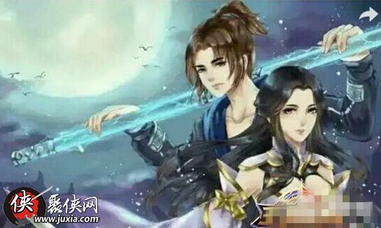 王者紫霞仙子手绘