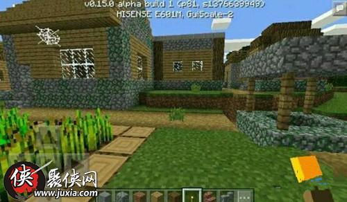 我的世界雪地村庄种子