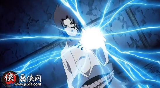 火影忍者:论疾风佐助游戏等级和漫画实力对比