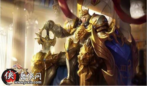 王者荣耀亚瑟在游戏中是一名老牌英雄,有多少玩家是靠亚瑟上分上段