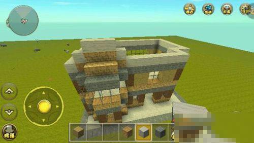 迷你世界建筑教程分享