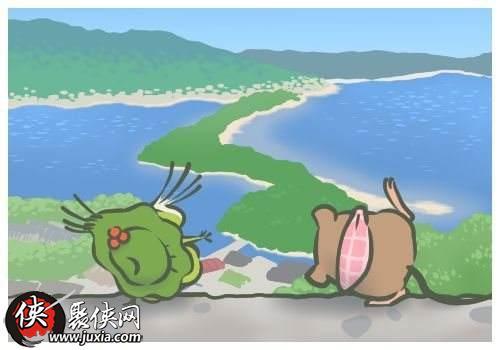 旅行青蛙怎么获得和小动物的合照 蝴蝶/螃蟹/小老鼠的合照获取攻略