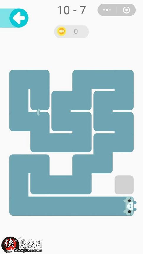 微信一笔画完10 7怎么过 微信一笔画完10 7画法路线推荐