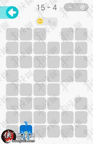 微信一笔画完15 4怎么过 微信一笔画完全15关画法路线推荐