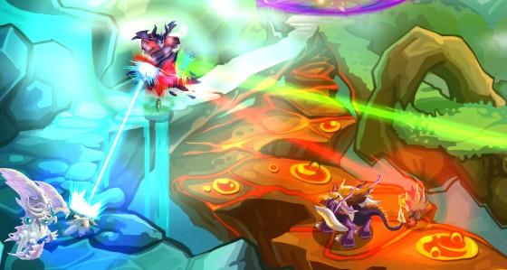 """上海淘米公司发布的《赛尔号》是一款专为中国儿童开发的科幻的社区养成类Webgame网页游戏。这款由《摩尔庄园》原班人马开发,专为7-14岁儿童开发的儿童虚拟社区游戏,以健康、快乐、探索、智慧理念,探寻太空新能源为主题,设计了安全健康的太空科幻探险虚拟飞船""""赛尔号""""。 """"儿童玩家""""化身为勇敢的机器人赛尔,成为这个虚拟世界的主人,操作属于自己的太空能源探索机器人参与太空旅行,寻找地球新能源,研究和训练外星精灵,做与能源垄断集团斗争的SPT先锋队任务,还能通过完成"""