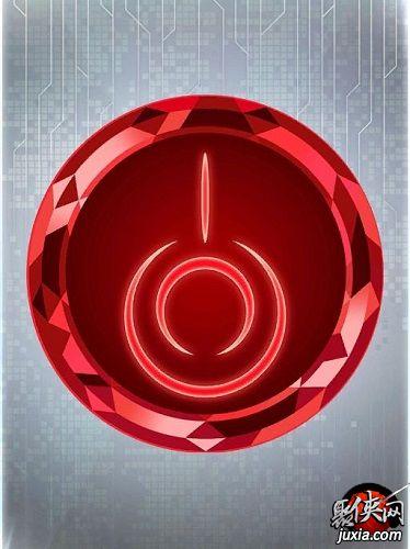 FGO闪闪祭指令纹章赤色宝石小姐的令印