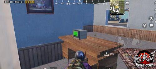 和平精英海岛地图小电脑