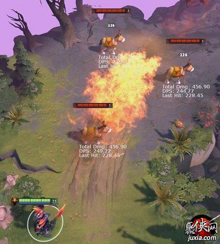 DOTA2龙骑走地又飞天能抗有控还带AOE中单攻略