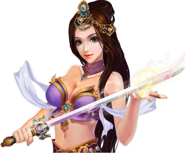 天祭紫霞仙子