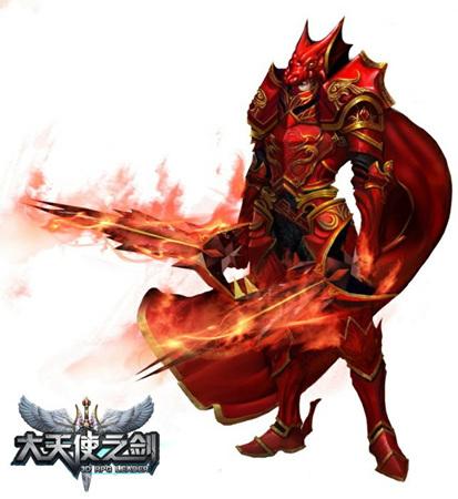 37《大天使之剑》战士