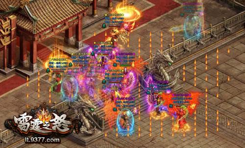 《雷霆之怒》玩家公会战略式城战玩法曝光