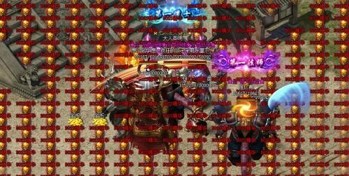 传奇霸业魔族入侵