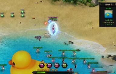 藍月傳奇海天盛筵玩法 海天盛筵怎么玩