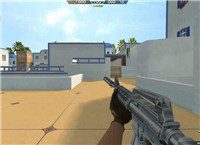 特戰英雄M4A1—白銀彈道測試視頻