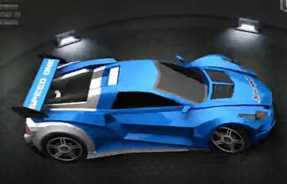 天天飞车T车汽车外型