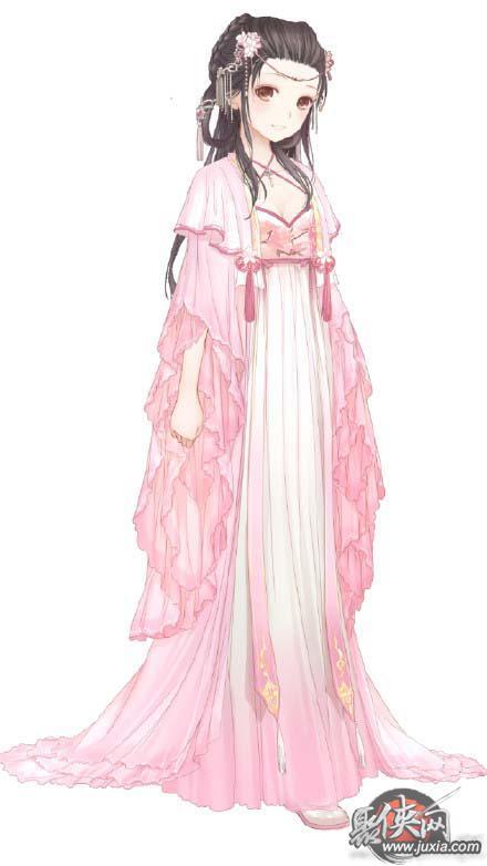 暖暖环游世界高阳公主套装