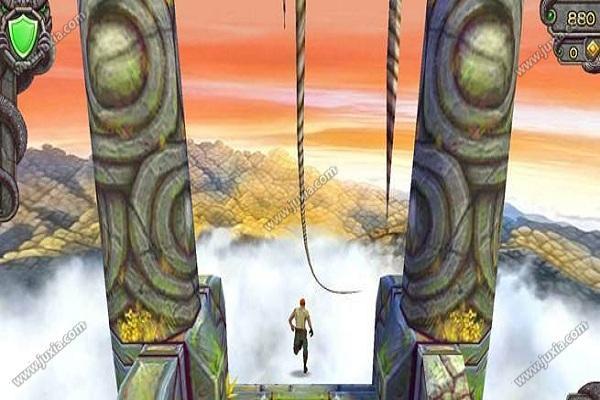 神庙逃亡2:金币怎么拿?